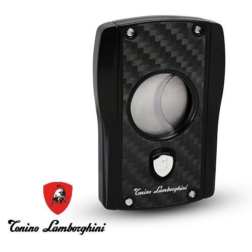 義大利 藍寶堅尼精品 -ALDEBARAN CLGAR 雪茄剪(黑色) ★ Tonino Lamborghini 原廠進口 ★
