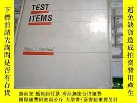 二手書博民逛書店CONSTRUCTING罕見TEST ITEMS構造測試項目Y2