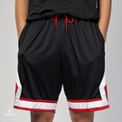 Nike Jumpman Diamond Short 男裝 黑紅 經典 休閒 籃球 喬丹 短褲 CV6023-010