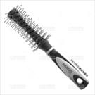 SALON負離子立體通風圓梳-單支(D622M)[10833]設計師首選,按摩頭皮蓬鬆髮型