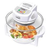 烤箱 空氣炸鍋家用全自動烤箱一體多功能光波爐紅薯神器