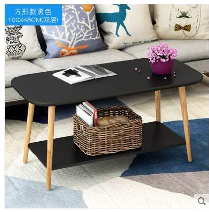 茶几小方桌沙發邊桌北歐小桌子臥室角幾床頭桌1