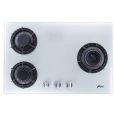 《修易生活館》豪山HOSUN 瓦斯爐系列 歐化玻璃檯面爐SB-3108 (白色) 安裝費另計