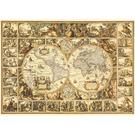 【台製拼圖】夜光-古世界全圖 (1600片) HM1600-004