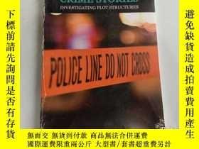 二手書博民逛書店CRIME罕見STORIES INVESTIGATING PLOT STRUCTURES《調查情節結構的犯罪故事》