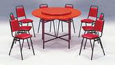 FRP餐桌(含腳.不含轉盤)771-11 5尺圓