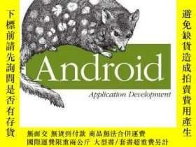 二手書博民逛書店Android罕見Application DevelopmentY256260 Rick Rogers O r