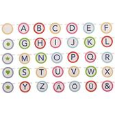 JAKO-O德國野酷-英文字母花圈環