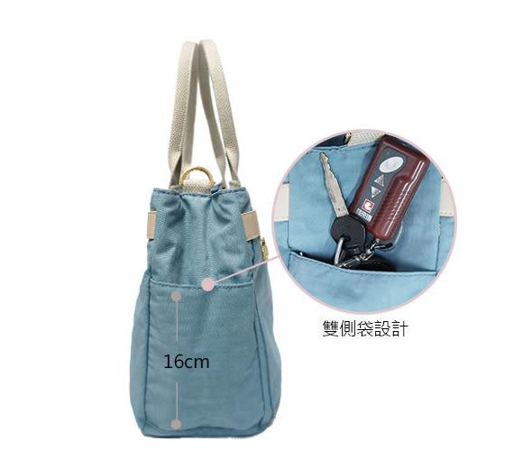 CORRE【JJ019】簡約貼袋手提斜背包