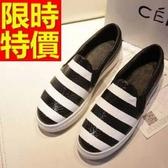 懶人鞋-甜美可人氣質加分流行平底女休閒鞋3色65z50【巴黎精品】