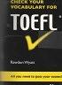 二手書R2YBb《Check Your Vocabulary for TOEFL