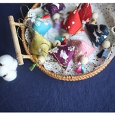 中秋桂花香包DIY材料包月兔祈愿香囊