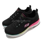 Skechers 休閒鞋 Ultra Groove-Pure Vision 黑 彩色 女鞋 健走 運動鞋 【ACS】 149022WBKMT