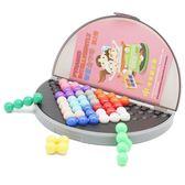nibobo智力魔珠智力金字塔親子游戲6本書478兒童益智玩具禮【快速出貨】