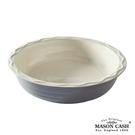 【MASON】BAKER LANE系列陶瓷烤派盤28CM(藍)