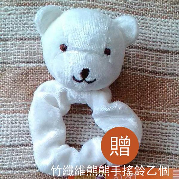 【贈小熊手搖鈴+提袋】COTEX 幼兒防尿毯/防尿墊禮盒