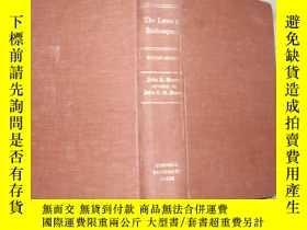 二手書博民逛書店英文版:the罕見laws of innkeepers(精裝)0
