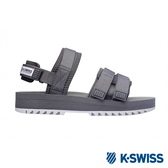 K-SWISS Delfina時尚涼鞋-男女-灰