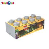 玩具反斗城  LEGO樂高 收納盒 灰色