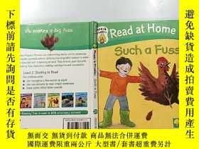 二手書博民逛書店such罕見a fuss:如此大驚小怪:Y200392