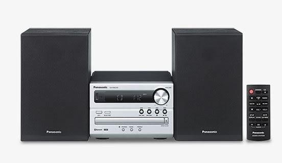 【國際牌☆PANASONIC】台灣松下☆CD/USB/藍芽床頭組合音響《SC-PM250 / SCPM250》