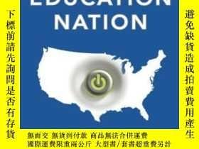 二手書博民逛書店Education罕見Nation: Six Leading Edges Of Innovation In Our