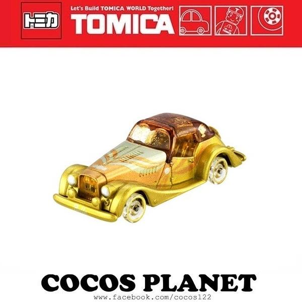 TOMICA 多美小汽車 特仕車 迪士尼 貝拉老爺車 日本7-11限定 小汽車 COCOS TO175