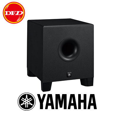 YAMAHA 山葉 HS8S POWERED SUBWOOFER 重低音喇叭 HS8SM 公司貨