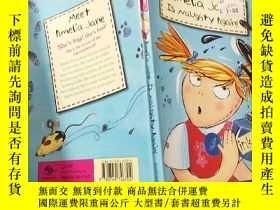 二手書博民逛書店amelia罕見janeis naughty again:阿米莉亞·珍妮絲又淘氣了:Y200392