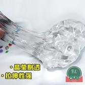 水晶泥史萊姆原液大袋起泡膠透泥起泡膠原液【福喜行】