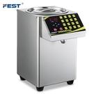 FEST不銹鋼全自動果糖機定量機16格超精準臺灣商用設備奶茶店全套 快速出貨
