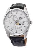 【時間光廊】ORIENT 東方錶 日月星辰 立體層次面板 自動上練 機械錶 全新原廠公司貨 RA-AK0305S