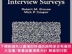 二手書博民逛書店預訂Nonresponse罕見In Household Interview SurveysY492923 Ro