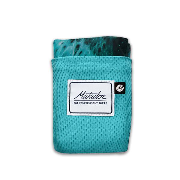 Matador POCKET BLANKET口袋型野餐墊-海洋版