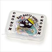 asdfkitty可愛家☆酷企鵝貼紙40入-附收納盒-日本正版商品