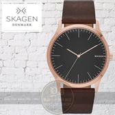 SKAGEN丹麥設計品牌北歐經典簡約紳士腕錶SKW6330公司貨/極簡/禮物/情人節/北歐/設計師