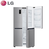 【LG樂金】821L變頻門中門對開冰箱GR-DL88SV