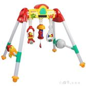 兒童健身器材新生兒用品寶寶音樂架嬰兒健身架嬰兒玩具0-1歲 小確幸生活館