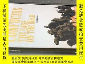 二手書博民逛書店CONFUCIUS罕見THE SAGE ON THE ROAD 未開封Y20113 QIAN NING BET