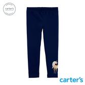 【美國 carter s】閃亮亮獨角獸內搭褲(2T-5T)-台灣總代理