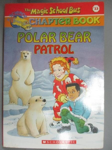 【書寶二手書T1/原文小說_NGD】Polar Bear Patrol_Stamper, Judith Bauer/ Haefele, Steve (ILT)
