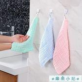 不掉毛吸水洗臉小毛巾5條裝兒童方巾
