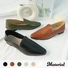 樂福鞋 素面尖頭樂福鞋 MA女鞋 T52835