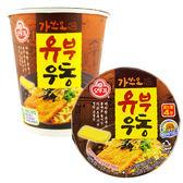 韓國 不倒翁 油豆腐烏龍麵(杯) 62g◆86小舖◆