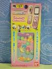 【震撼精品百貨】Little Twin Stars KiKi&LaLa 雙子星小天使~手機貼模_城堡