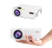 迷你投影儀 LED微型家用高清投影儀電視wifi寬屏X50i無線3D投影機智慧安卓 LX 聖誕節