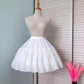 裙撐lolita裙撐洛麗塔裙撐日常暴力卡門可調節鐘型a字型魚骨撐新品