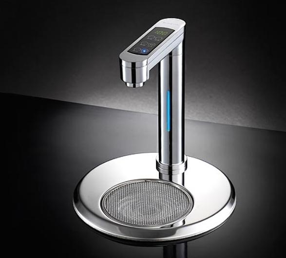 宮黛GD-800 櫥下觸控式冰溫熱三溫飲水機/熱飲機(科技銀/時尚黑)龍頭雙色可選+贈3M淨水系統