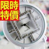 陶瓷錶-迷人唯美流行女手錶56v50[時尚巴黎]