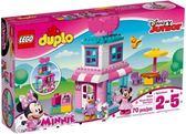 【LEGO樂高】DUPLO 米妮的蝴蝶結店 10844